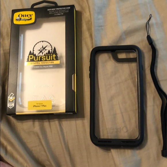 newest aa010 1c9a6 Otterbox Pursuit iPhone 7 Plus - Like New